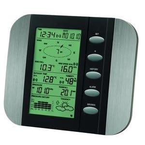 hama 00106963 elektronische wetterstation ews 385 tfa funkwetterstation vega h lt. Black Bedroom Furniture Sets. Home Design Ideas