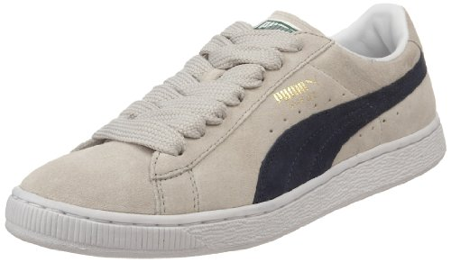 Puma Men''s Archive NM Fashion Sneaker,Silver Birch/Mood Indigo,4 D US