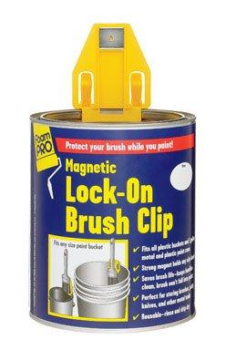 Foampro Mfg Inc 130 Lock-On Magnetic Brush Clip