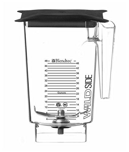 Blendtec Wildside 3 Qt Jar - Soft Lid For Sound Enclosure Models - 40-630-61 (Blendtec Jar Lid compare prices)