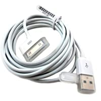 Professional Cable Sync Cable 6-ft for iPods & iPhone 3GS - White