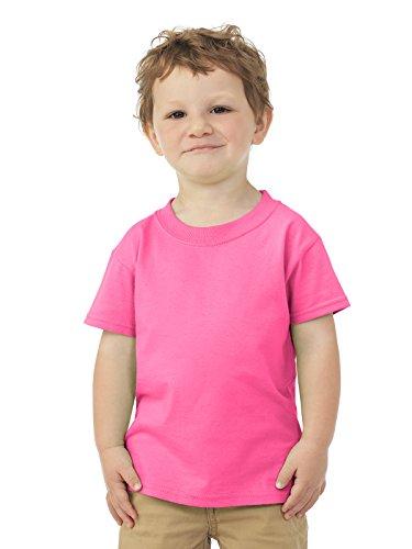 fol-girls-100-heavy-cotton-hd-t-shirt-t3930-azalea-2t