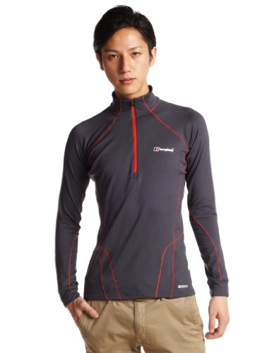 Berghaus Thermal Long Sleeve Zip Men's Baselayer