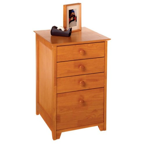 Danville Four Drawer Filing Cabinet
