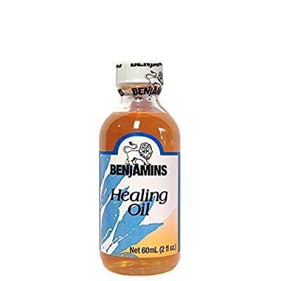Benjmains Healing Oil