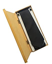 Michelangelo Black Broad Tie Pocket Square and Square Cufflink Set (PU Box)