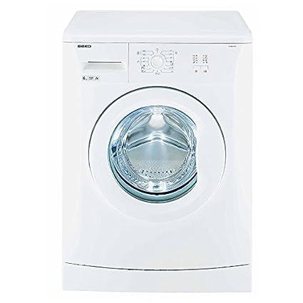 Beko WMB6100 Libera installazione 6kg 1000RPM A+ Bianco Front-load lavatrice