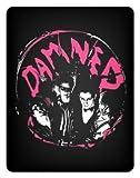 MusicSkins  iPad 用液晶保護フィルム  The Damned - LogoMSIPAD0918