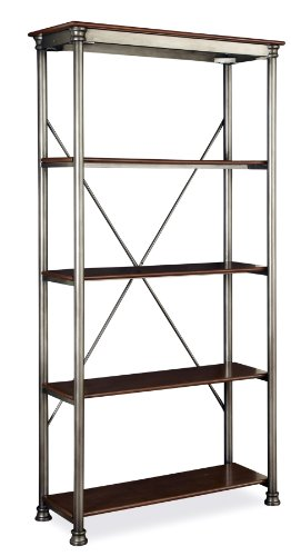 Home Styles 5061-76 The Orleans 5-Tier Multi-function Vintage Shelf (Vintage Bookshelf compare prices)