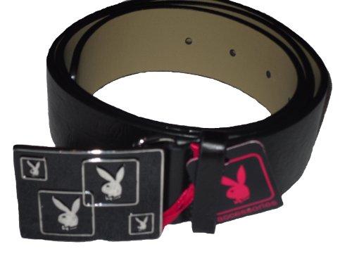 playboy-ceinture-femme-noir-noir-m