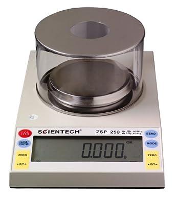 Scientech Zeta Series Single Mode Precision Toploading Balance