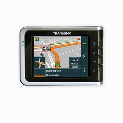 Auto Navigation: Navigon Transonic PNA 6000 ADAC Special ...