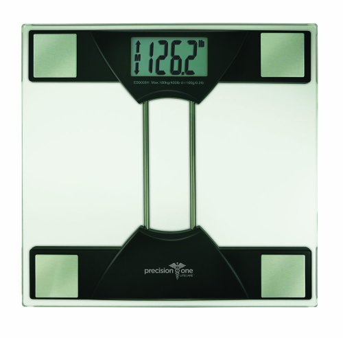 Cheap Precision One 7827 Glass LCD Digital Scale (B0058C94PM)