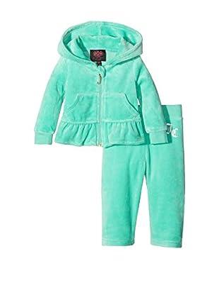 Juicy Couture Conjunto (Verde)