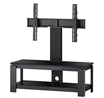sonorous hg 1025 meuble meuble tv avec support int gr pour pour crans jusqu 39 42. Black Bedroom Furniture Sets. Home Design Ideas