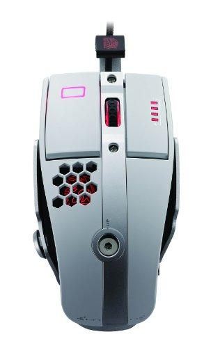 THERMALTAKE Level 10 M Mouse ホワイト BMWデザインのゲーミングマウス TTeSports 日本正規代理店品  MS166 MO-LTM009DTJ