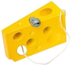 Queso de ensartar, amarillo