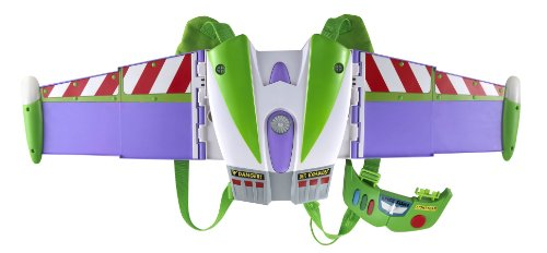 Buy Low Price Mattel Toy Story 3 Buzz Lightyear Deluxe Action Wing Pack Figure (B002VTRQMS)