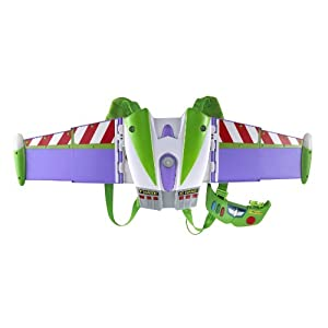 Mattel Toy Story 3 Buzz Lightyear Deluxe Action Wing Pack at Sears.com
