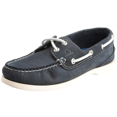 Chatham Marine Women's Pacific Lady G2 Boat Shoe Navy D598-060 6 UK