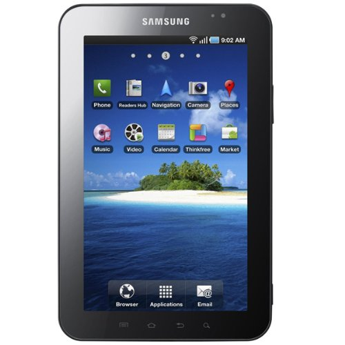 Click to buy Samsung Galaxy Tab P1000 (SC-01C) - GSM Unlocked with Phone Capabilities - From only $4553.86