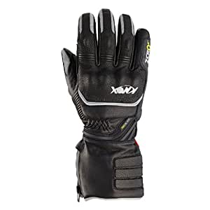 Knox Zero OutDry Motorcycle Gloves S Black