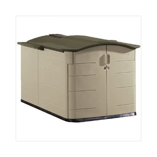 Shedme: Rubbermaid outdoor storage sheds