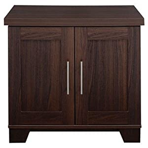 caxton royale wood 2 door sideboard dark oak kitchen