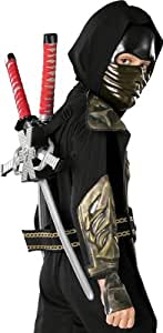 Rubie's Costume Co Rubies Costume Co. Dragon Ninja Weapon Backpack Weapon Set