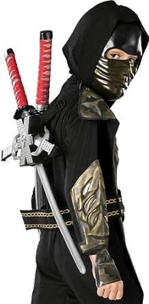 Dragon Ninja Weapon Backpack Weapon Set