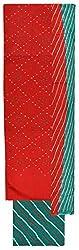 Chandni Women's Velvet Unstitched Salwar Suit Material (Red)
