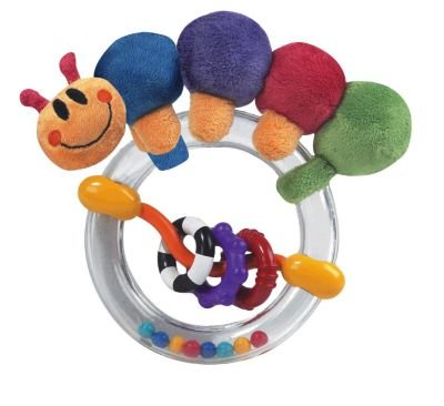Baby Einstein Caterpillar Ring Rattle