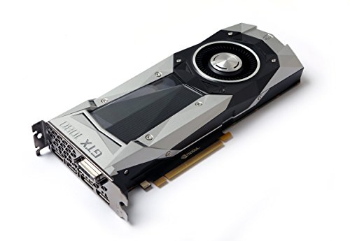 ZOTAC GeForce GTX 1080 Founders Edition Graphics Cards ZT-P10800A-10P