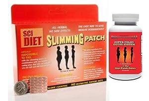 Diet Patch Detox System - Diet Patch Super Colon Cleanse System