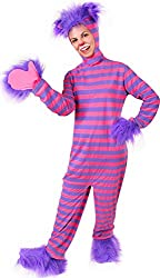 Adult's Alice in Wonderland Cheshire Cat Costume