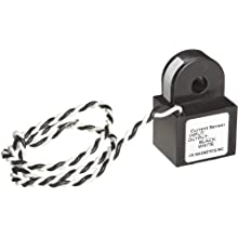 CR Magnetics CR9521-10 Current Sensor, 10 AC, +/-0.5% Accuracy, 50 - 400 Hz Frequency