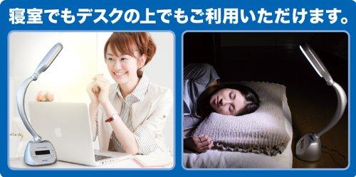 光目覚ましOKIRO(オキロー) セロトニンを活性化し安眠・イキイキ生活