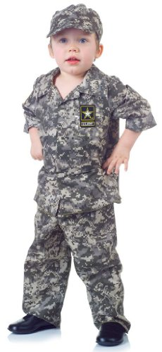 U.S. Army Camo Set for Toddlers