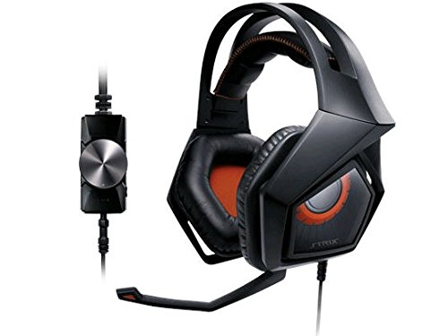ASUS Strix Pro Gaming Headset, Orange