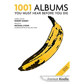 1001 Albums: You Must Hear Before You Die (English Edition)