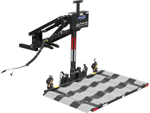 Wired Electri-Lift Powered Mobility Carrier With Harness
