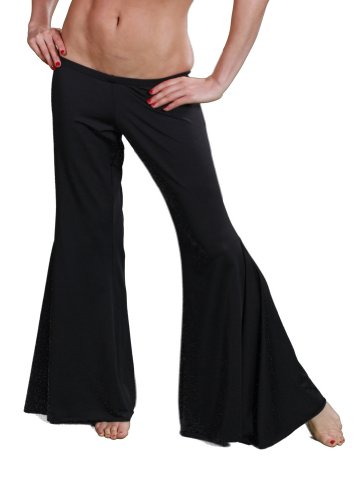 Miss Belly Dance Women's Lycra Yoga Pants