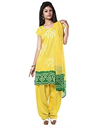 NITARA Women's Cotton Stitched Salwar Suit Sets - B01AJK2WUQ