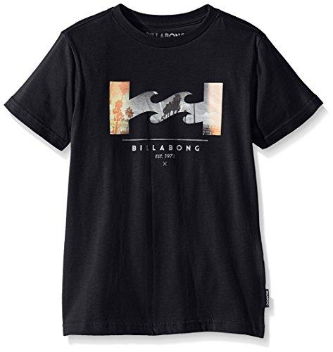 Billabong T-shirt a maniche corte Traverse, da ragazzo Nero nero 8