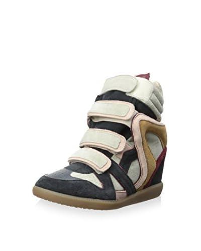 Isabel Marant Women's Willa Wedge Sneaker