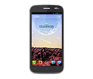 Wiko Stairway Smartphone USB Android 4.2.1 Jelly Bean Gris