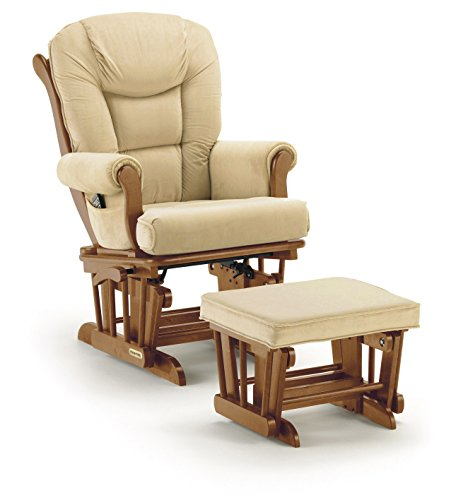 Remarkable Where To Buy Shermag Contemporary Glider Rocker Combo With Short Links Chair Design For Home Short Linksinfo