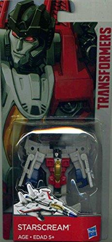 """Transformers Decepticon Starscream 3"""" Figurine"""