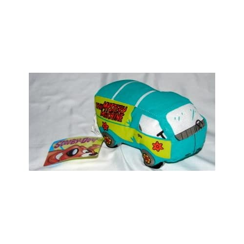 7 Scooby Doo Mystery Machine Plush