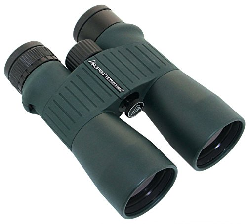 Alpen Optics Teton Ed Hd Binocular, 15X 50Mm